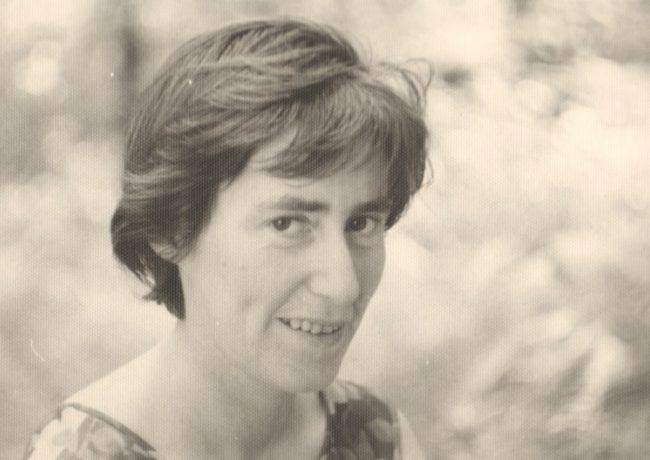 Елена Чуковская. Переделкино. Лето 1968 года.
