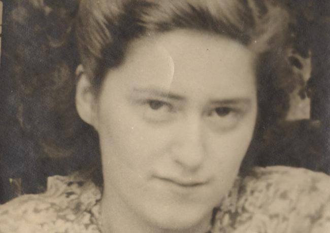 Елена Чуковская. 1948. Ясная Поляна