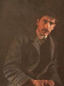 Корней Чуковский. Фотография Леонида Андреева. 1910