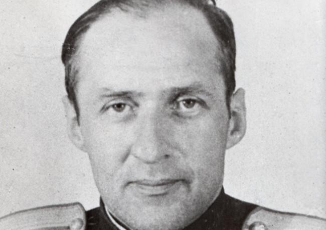 Николай Чуковский. 1944 год.