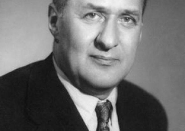 Николай Чуковский, 50-ые годы.