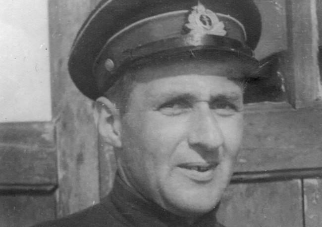 Николай Чуковский. 1942 год.