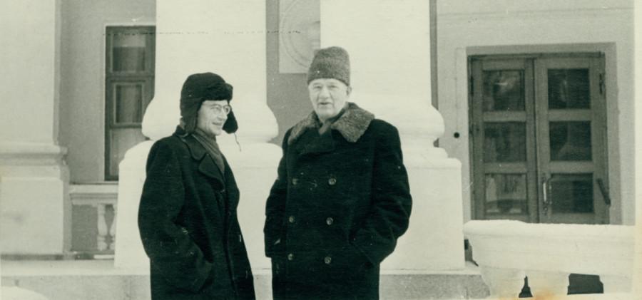 Павел Крючков Корней Чуковский и Валентин Берестов:прекрасные сближения