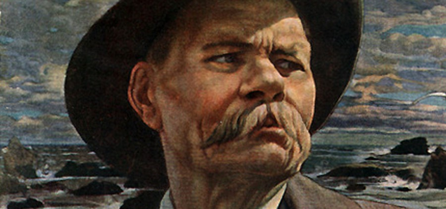 Барри П. Шерр«Две души» — М. Горький и К. Чуковский