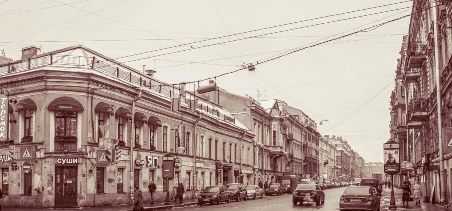 Наталья ПанасенкоДом, где родился Чуковский